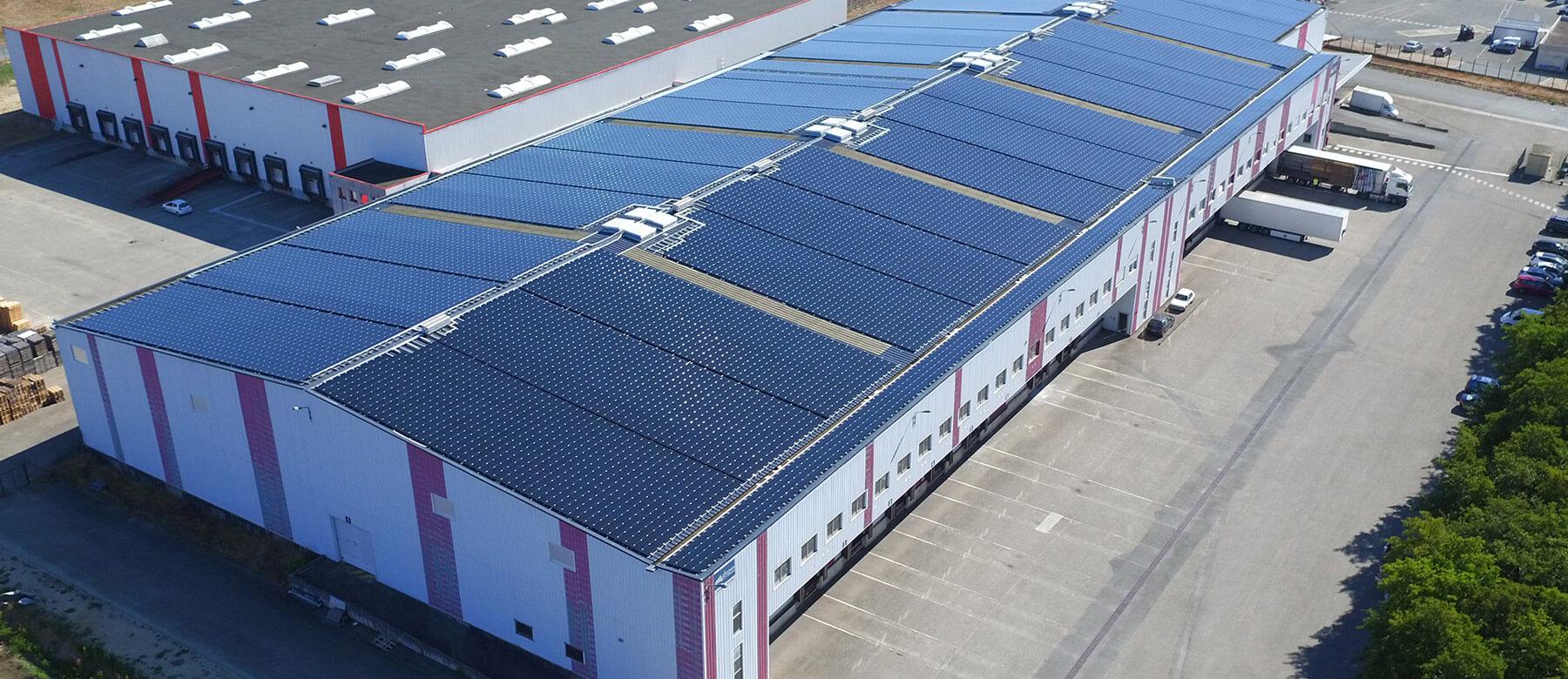 SPAD centrale photovoltaique